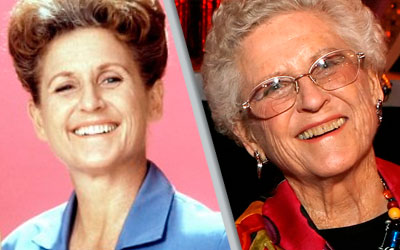 "Vida Real: Morre a atriz Ann B. Davis, da série ""The Brady Bunch"""